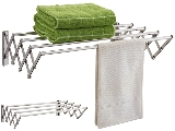 Click here for details - Hardware, Type: Bathroom Accessories, Description: Extendable Towel Rack, Colour: Polished SS 304, Material: Stainless steel 304, Pieces: 1, Note: Size can be customized, Note: Length: 600mm, MOQ: 50PCS, EXW ( EX WORKS ) PriceRating: •••••