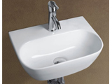 Click here for details - Bathroom, Type: Hand Basin, Colour: White, Material: Ceramic, Width: 420mm, Length: 285mm, Height: 125mm, Note: Not including Tap/Faucet,For Price and Quantities Click Ask a questionRating: ••••
