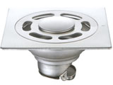 Click here for details - Hardware, Type: Drain, Material: Brass, Width: 100mm, Depth: 100mm, Note: EXW ( EX WORKS ) PriceRating: ••••