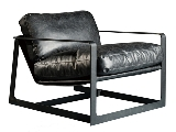 Click here for details - Leisure item, Style: Chair, Upholstery: PU/Fabric, Colour: As photo, Width: 770mm, Depth: 860mm, Height: 660mm, Other: Feather in the back cushion and seat cushion, steel frame, Note: MOQ: 5pcs each color, wanrranty for one yearRating: ••••