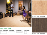 Click here for details - Tile, Tile Type: Ceramic-Porcelain, Usage: Interior Tiles, Size: 300x600 200x600 150x600 300x300 600x600mm, Colour: As photo, Material: Ceramic, Feature: Glazed, MOQ: 100 m2, Note: Price On ApplicationRating: •••