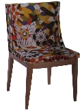 Click here for details - Chair, Style: Dining, Upholstery: Fabric, Colour: As photo, Seat cushion width: 4, Note: EXW ( EX WORKS ) PriceRating: •••°