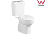 Click here for details - Bathroom, Type: Toilet, Colour: White, Material: Ceramic, Pieces: 2, Width: 680mm, Length: 360mm, Height: 780mm, Note: EXW (EX WORKS) PRICE, Certification: WatermarkRating: ••••