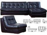 Click here for details - Sofa, Seating: Sectional, Material: Full Fibre Leather, Colour: As photo, Pieces: 3, Note: Price for one set. Many colours available.EXW ( EX WORKS )Rating: •••°